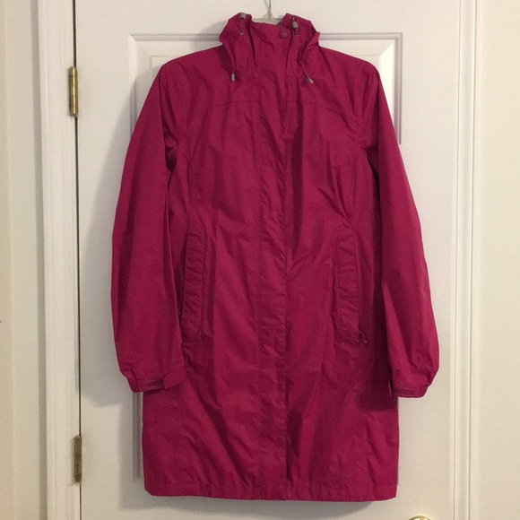 cdac192ae64 L.L. Bean Jackets & Coats   Ll Bean Womens Trail Model Raincoat ...